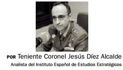 TCOL Jesus Diez Alcalde. Seguridad compartida y compromiso con África. Revista Atalayar nº 8 de mayo-junio de 2014