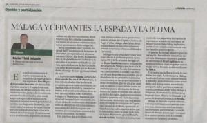 La Opinión de Málaga. 15.01.2016