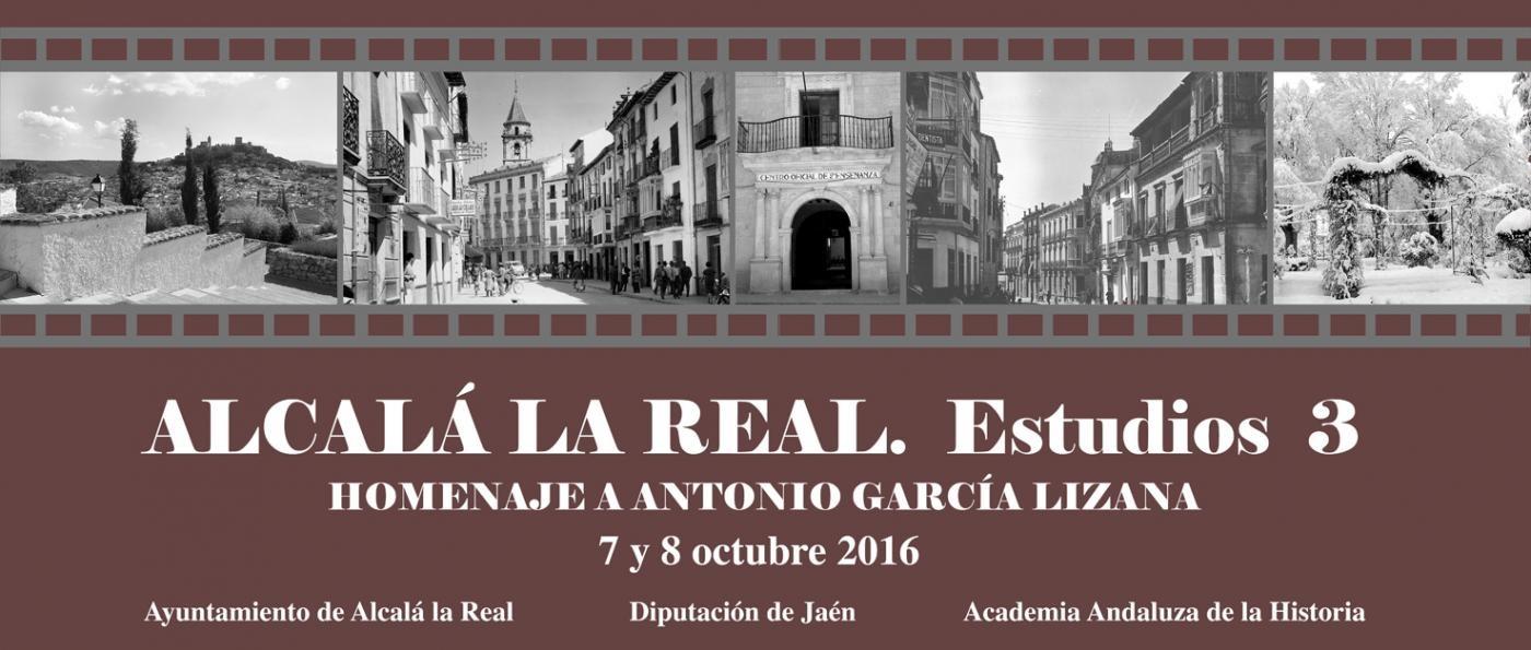 Iii congreso sobre alcal la real y homenaje al profesor - Antonio daza alcala la real ...