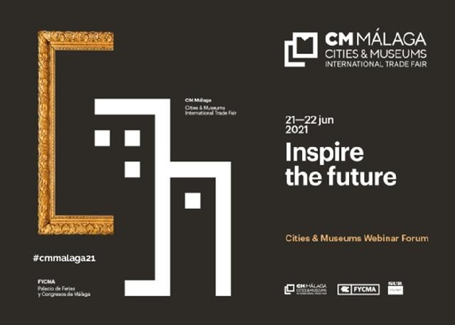 Webinars CM Málaga Cities & Museums - Universidad de Málaga