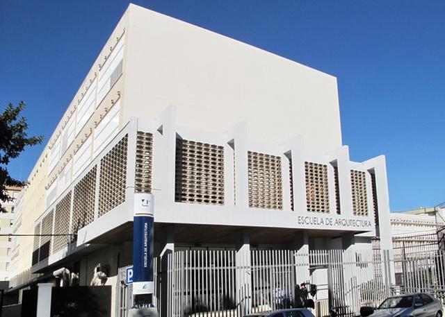 La escuela de arquitectura acoger el viii congreso docomomo ib rico universidad de m laga - Ets arquitectura malaga ...