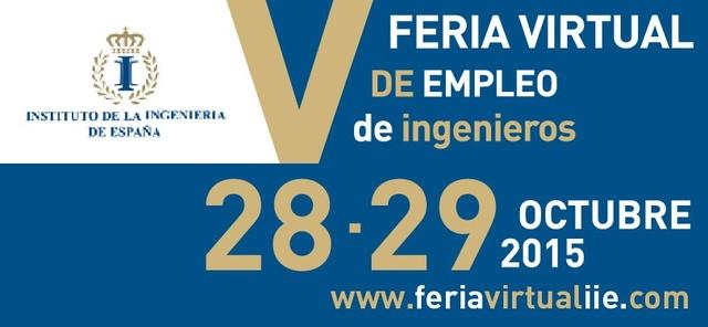 V feria virtual de empleo del instituto de la ingenier a for Ina virtual de empleo