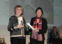 The University receives Andalusia Award (Premio Andalucía) for its 40th anniversary