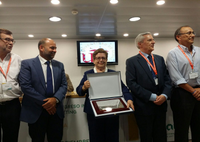 Dª Francisca Parra Guerrero distinguida con el 8º Premio a la Trayectoria de Marketing