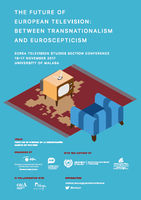 "Congreso ""The Future of European Television: Between Transnationalism and Euroscepticism"""