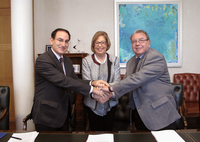 Collaboration agreement between UMA, Confederation of Entrepreneurs, and the Chamber of Commerce