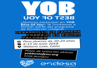 Programa de Formación Integral para el Empleo Yob-Best of You