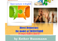 Direct Democracy: the model of Switzerland