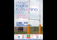 I Women's Rugby Tournament to fight Breast Cancer will be held next Saturday at Teatinos