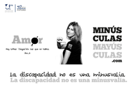 "A group teachers and administration staff members launch project ""minúsculasMAYÚSCULAS"" (""lowercaseUPPERCASE"")"
