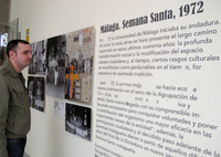 UMA donates the images of Semana Santa 72 exhibition to the Brotherhood Association