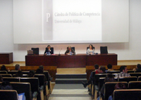 Bernaldo de Quirós closes UMA's II Conference on Economy and Competition Law