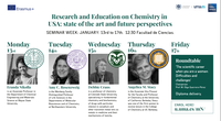 Research and Education on Chemistry in USA: state of the art and future perspectives