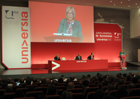 Emilio Botín announces 10.000 Santander Internship Grants at UMA