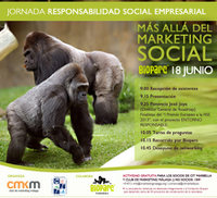 "JORNADAS ""MÁS ALLÁ DEL MARKETING SOCIAL"""