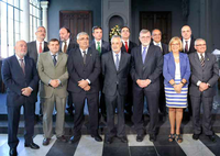 Andalusian University Presidents and the Regional Government sign agreement for the sustainability of the Andalusian Public University System