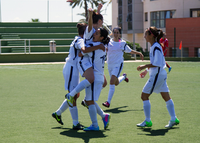 UMA makes it to the final stage of the European 7-a-side Women's Football Championship