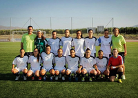 UMA's team takes second place in European 7-a-side Women's Football Championship
