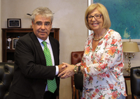 Universities of Málaga and Procono to work together in the field of telecommunications