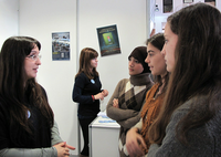 With 1.186 volunteer students, UMA excels in solidarity within the Andalusian context