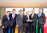 UMA defends in Brussels its candidacy to host the 2016 World Handball Championship