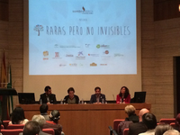Preestreno del documental sobre enfermedades  'Raras, pero no invisibles'