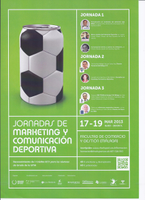 JORNADAS DE MARKETING Y COMUNICACIÓN DEPORTIVA