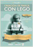 "TALLER ""CREACIÓN DE MARCA CON LEGO"" ORGANIZADO POR EL CLUB DE MARKETING"