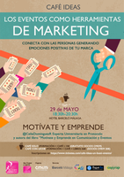 "CAFÉ IDEAS CLUB DE MARKETING: ""CÓMO MEDIMOS EL IMPACTO DE UN EVENTO EN LA ESTRATEGIA DE MARKETING"""