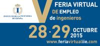 V Feria Virtual de Empleo del Instituto de la Ingeniería de España