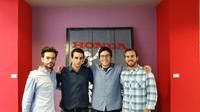 Concurso Europeo Honda (Mobility Innovation Contest)