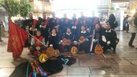 La tuna de la EPS gana el Pasacalles del Provincial de Málaga