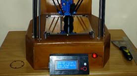 3D home printer with Arduino, premio Instructables (Winner of the Arduino All The Things! Contest)