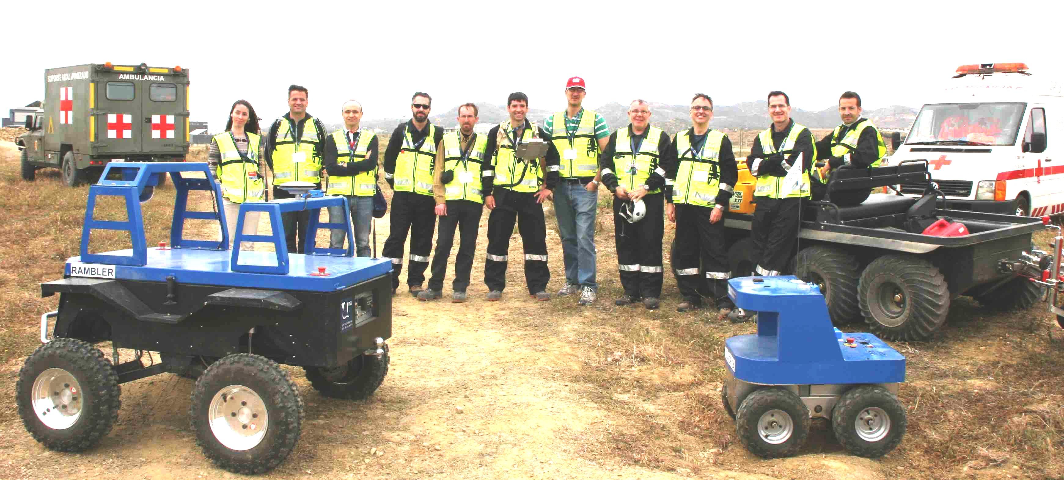UMA Robotics and Mechatronics Team