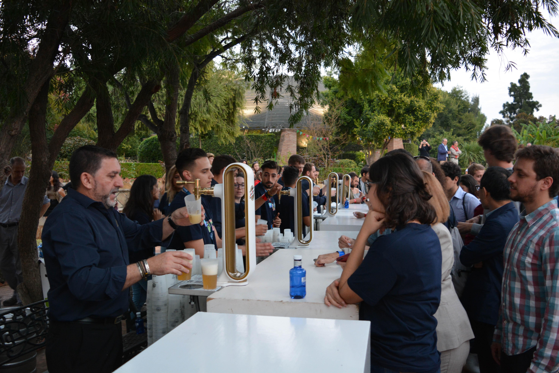 San Miguel, patrocinador del evento