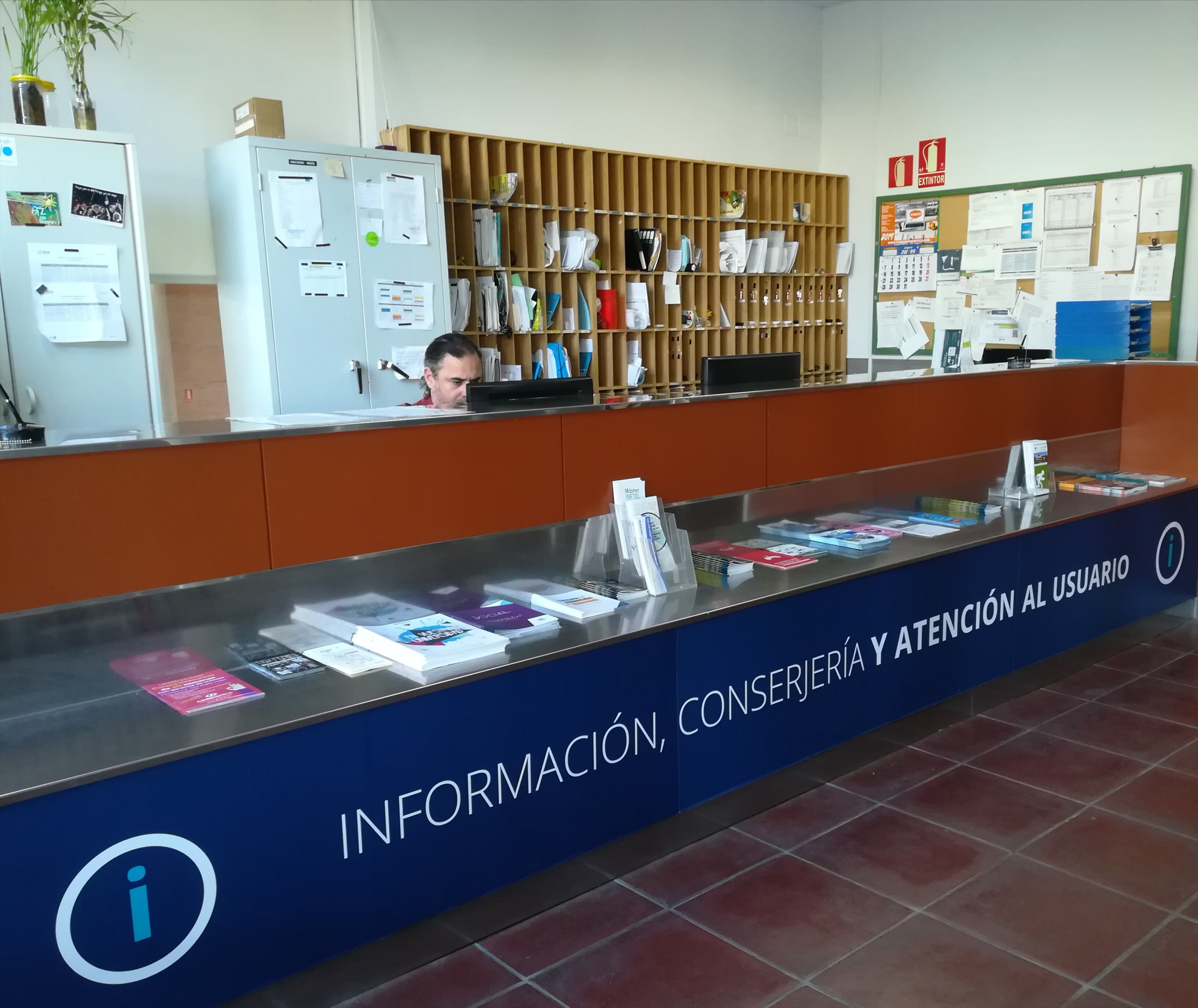 Calendario Etsit.E T S I De Telecomunicacion Servicio De Informacion Conserjeria