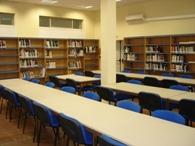 Biblioteca de Arquitectura y Bellas Artes