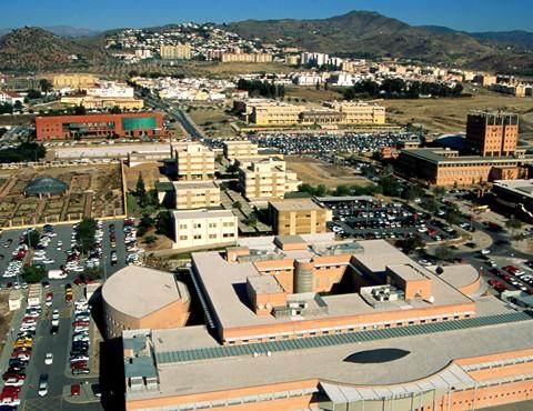 Universidad de Málaga, Campus Teatinos