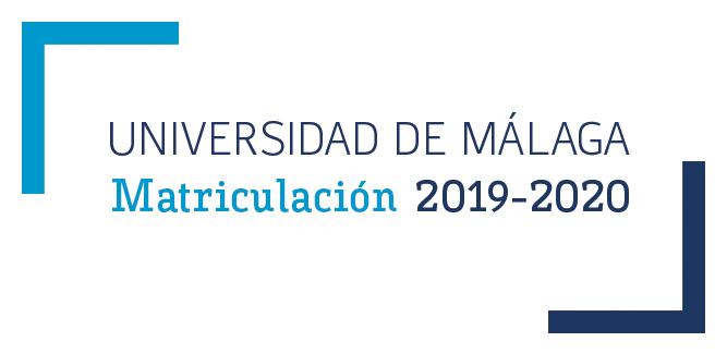 Guías de matriculación curso 2019/2020